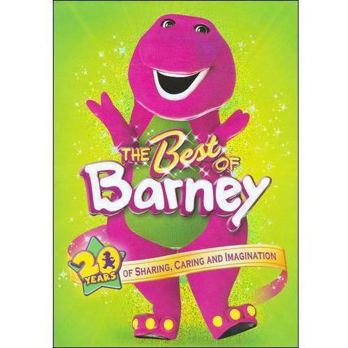 Barney: The Best of Barney [DVD]