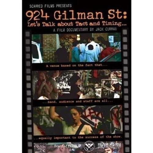 924 Gilman Street [DVD]
