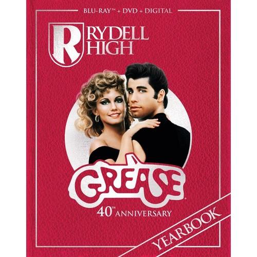 Grease [Blu-ray/DVD] [1978]