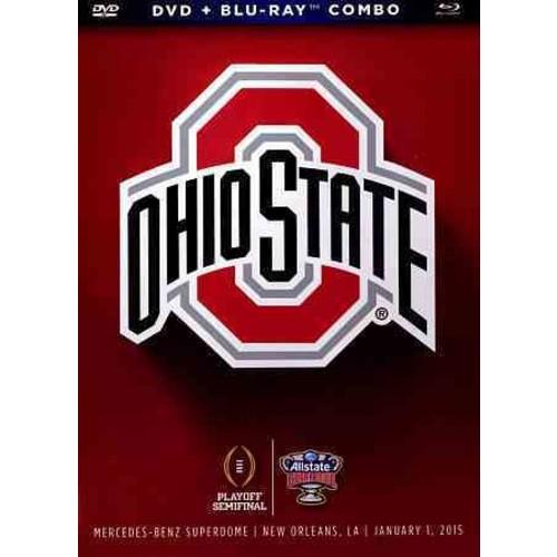 2015 Allstate Sugar Bowl Blu-ray and DVD Combo