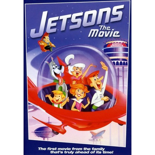 The Jetsons: The Movie [DVD] [1990]