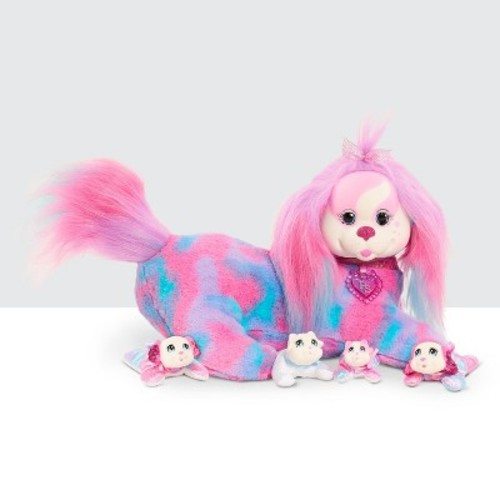 Just Play Puppy Surprise Plush - Eliza and Her Puppies