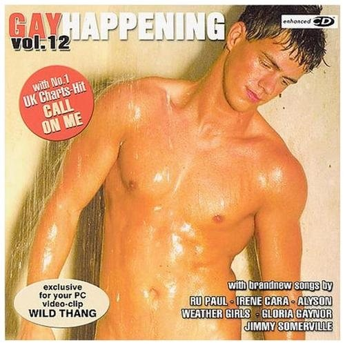Gay Happening Vol 12 CD (2005)