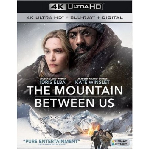 The Mountain Between Us (4K/UHD + Blu-ray + Digital)