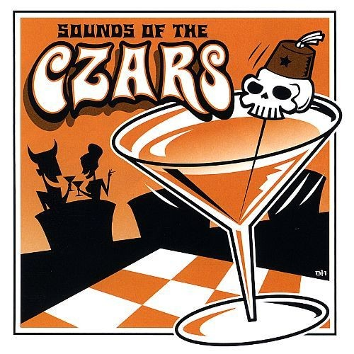 Sounds of the Czars [CD]