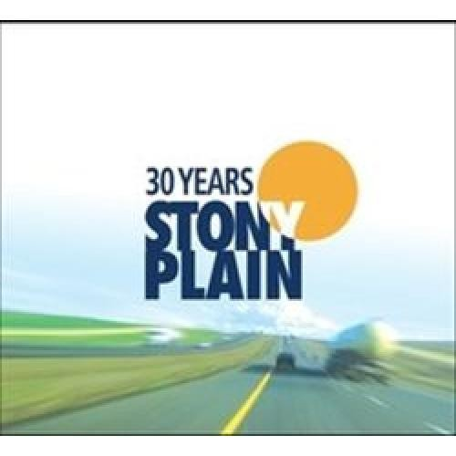 30 Years of Stony Plain [CD]