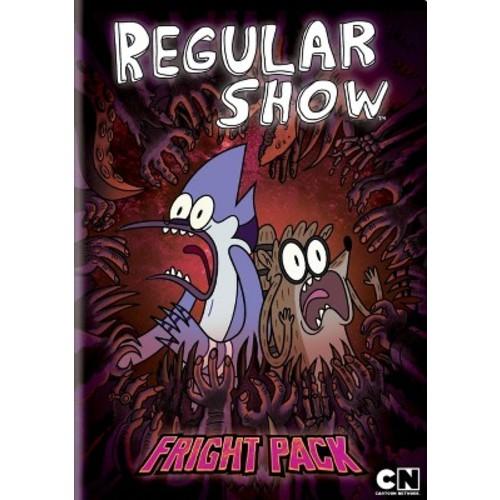 Regular Show: Fright Pack (DVD)