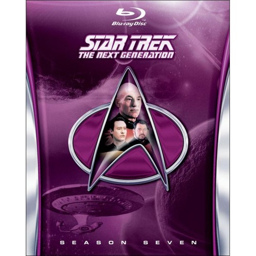 Star Trek: The Next Generation - Season Seven [6 Discs] [Blu-ray]
