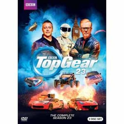 Top Gear 23: The Complete Season 23 [DVD]