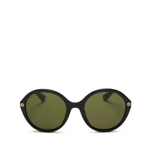 GUCCI Round Sunglasses, 55Mm