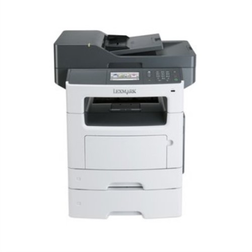 Lexmark MX511DTE 45 ppm 1200 x 1200 dpi Duplex Network Monochrome Laser Multifunction Printer 35S5941