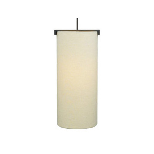 Veil 1-Light Monopoint Pendant by Tech Lighting [Finish : Antique Bronze]