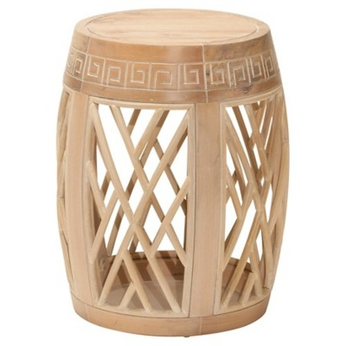 Drum Accent Table - Office Star Products