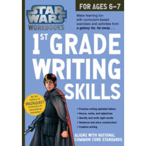 Star Wars Workbook: Grade 1 Writing!
