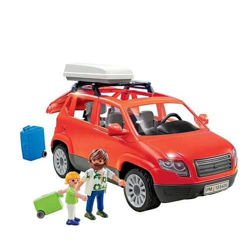 PLAYMOBIL Family SUV