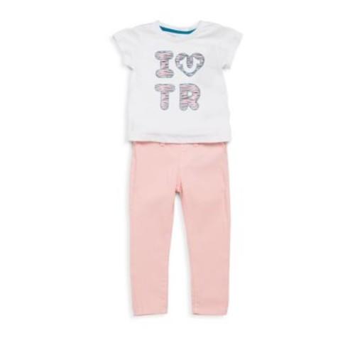 True Religion - Baby's Two-Piece Top & Pants Set