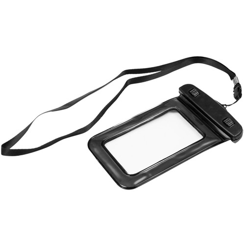 Northwest Black Waterproof Smartphone Case - Fits most phones 72-1312D