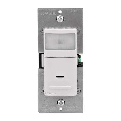 Leviton White Occupancy/Vacancy Sensor (R62-IPS06-1LW)