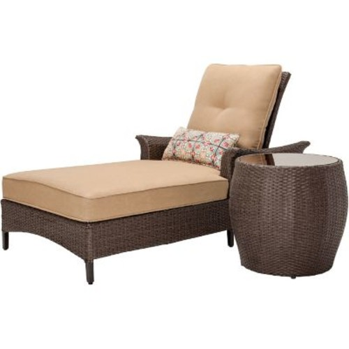 Hanover Outdoor Furniture Gramercy 2-Piece Chaise Lounge Set