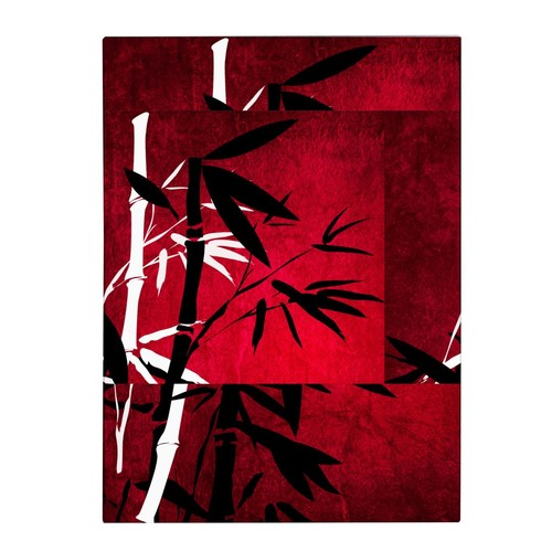 Trademark Fine Art Philippe Sainte-Laudy 'Bamboo Style' Canvas Art 14x19 Inches