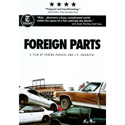 Foreign Parts [DVD] [2010]