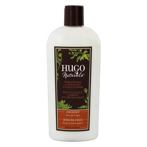 Hugo Naturals - Conditioner Smoothing & Defining Coconut - 12 oz.