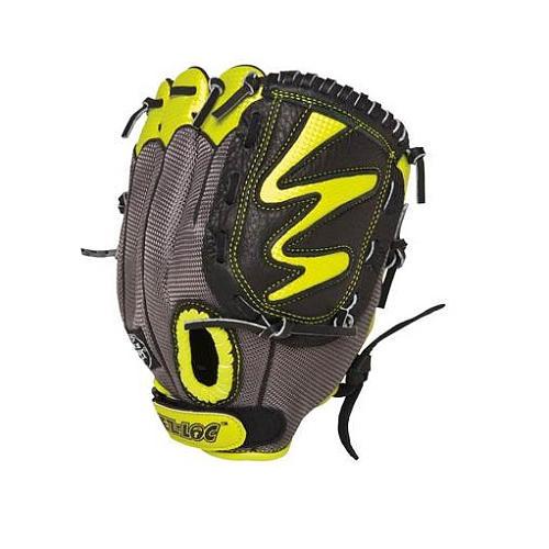 Louisville Softball Glove - Hot Green