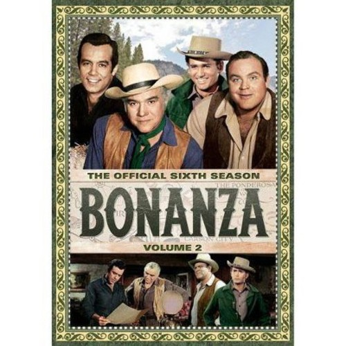 Bonanza: The Official Sixth Season, Vol. 2 [DVD]