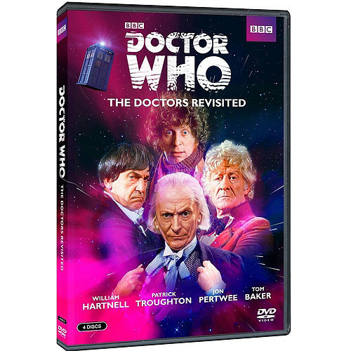 Doctor Who: The Doctors Revisited 1-4 [4 Discs] [DVD]