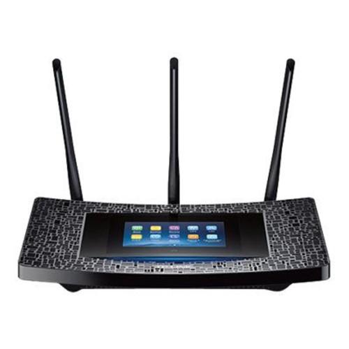 TP-LINK AC1900 Touchscreen Wi-Fi Range Extender (RE590T)