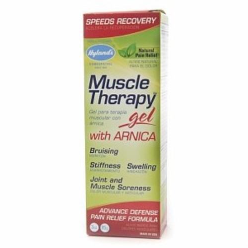 Hyland's Muscle Therapy Gel with Arnica 3 oz (85 g)