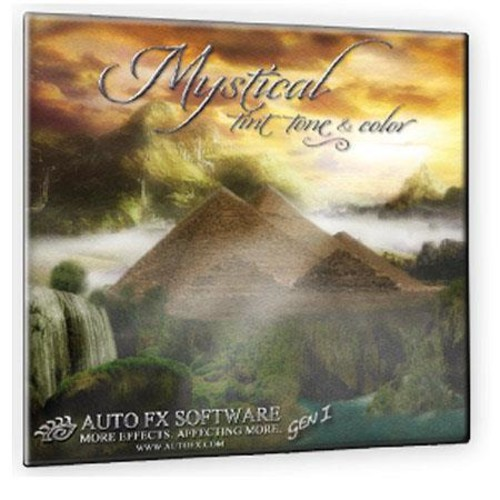 Auto FX Software: Mystical Tint Tone and Color Gen1 Upgrade for Windows 64-Bit MTTCG1UW64