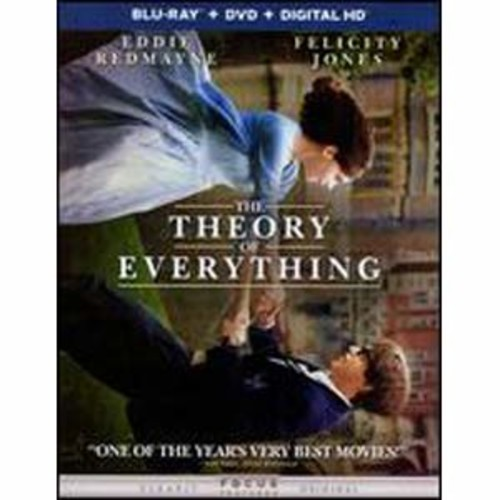 The Theory of Everything [2 Discs] [Includes Digital Copy] [UltraViolet] [Blu-ray/DVD]