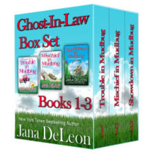 Ghost-in-Law Series Boxset (Trouble in Mudbug\ Mischief in Mudbug\ Showdown in Mudbug)
