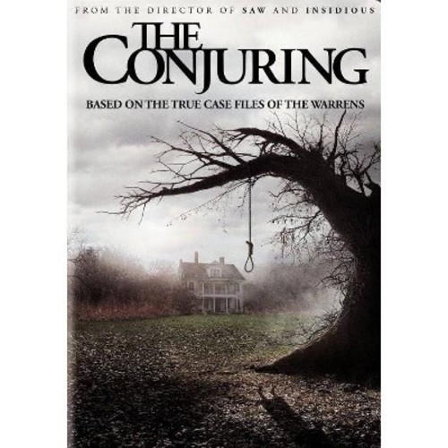 The Conjuring [Includes Digital Copy] [UltraViolet] COLOR/WSE DD5.1/DD2