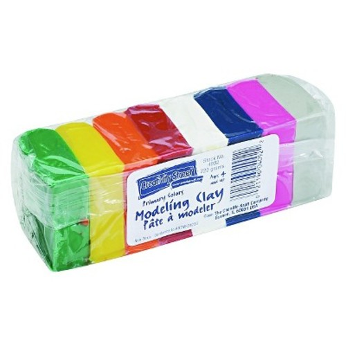 Chenille Kraft Modeling Clay Assortment, 27 1/2g each - Multi-Colored