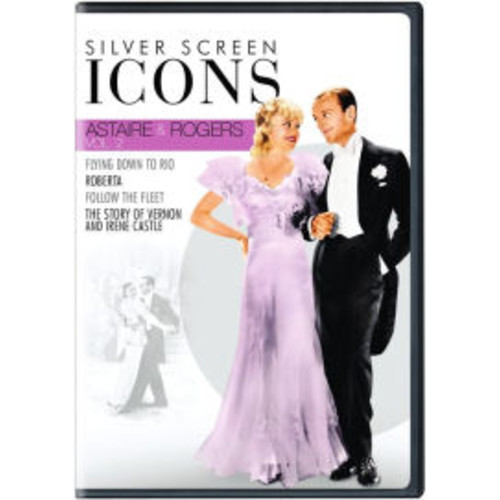 Silver Screen Icons: Astaire & Rogers 2