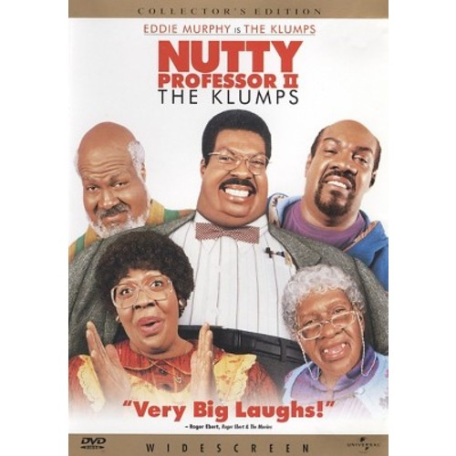 The Nutty Professor II: The Klumps (Collector's Edition) (dvd_video)