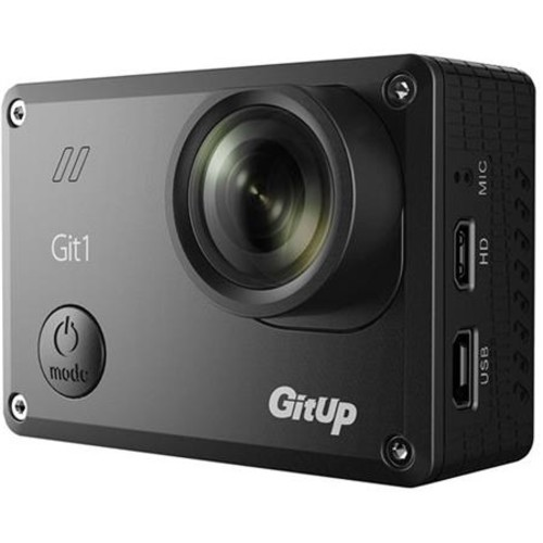 Gitup Git1 1080p Full HD Video Wi-Fi Action Camera, Standard Packaging