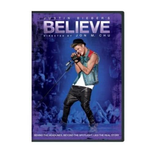 UNIVERSAL STUDIOS HOME ENTERT. Justin Bieber's Believe