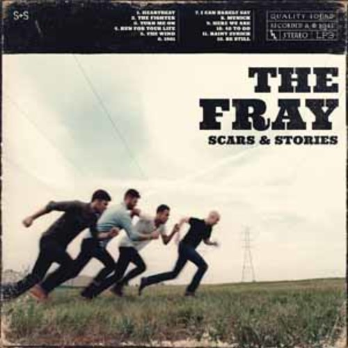 The Fray - Scars And Stories [Audio CD]