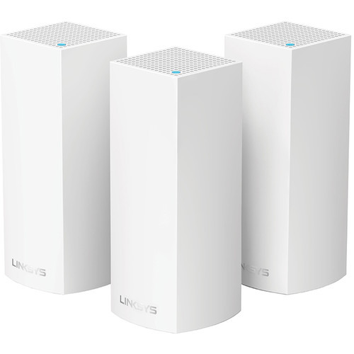 Velop Wireless AC-6600 Tri-Band Whole Home Mesh Wi-Fi System (3 Units)