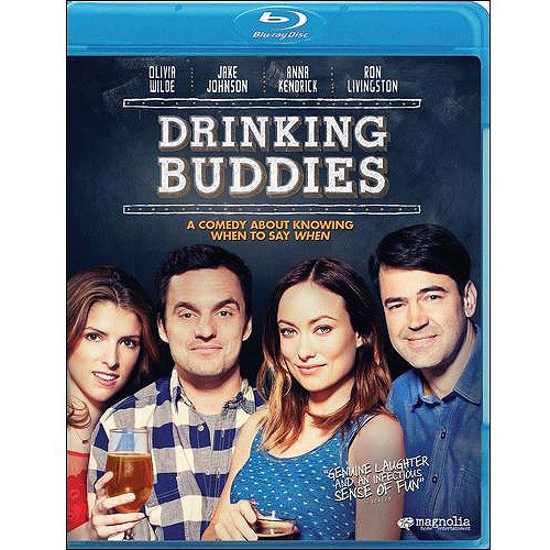 MAGNOLIA HOME ENTERTAINMENT Drinking Buddies (Blu-ray)
