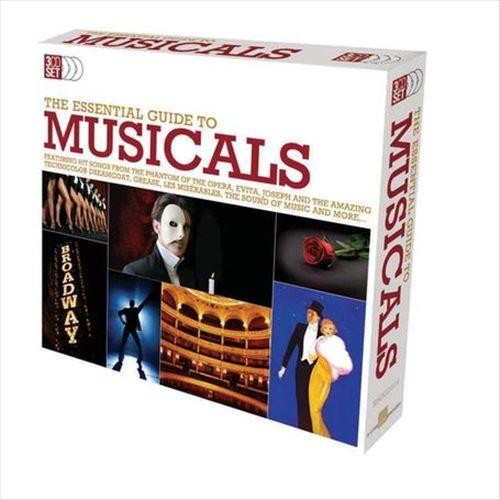 Essential Guide to Musicals [CD]