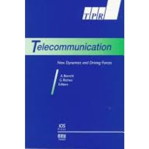 Telecommunication: New Dynamics and Driving Forces [Book]