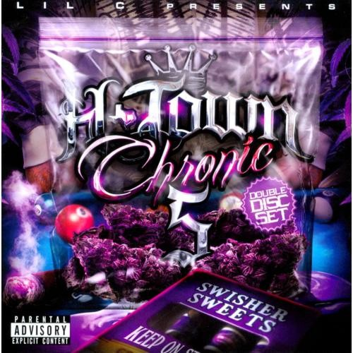 H-Town Chronic, Vol. 5 [CD] [PA]