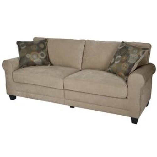 Serta RTA Copenhagen Collection 78-inch Vanity Fabric Sofa