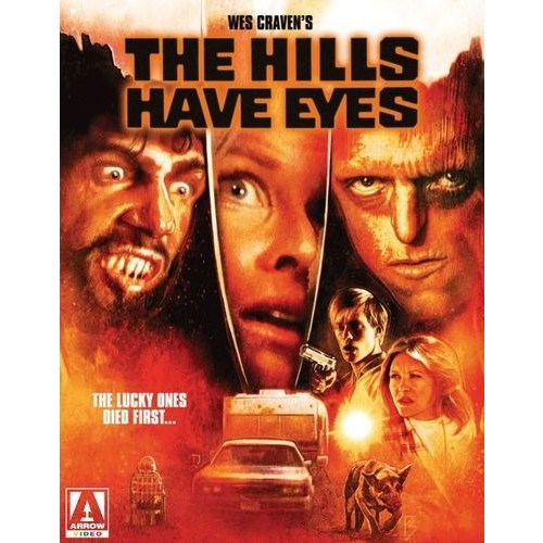 The Hills Have Eyes [Blu-ray] [1977]