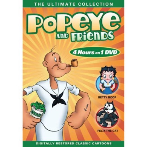 Popeye and Friends: The Ultimate Collection [DVD]