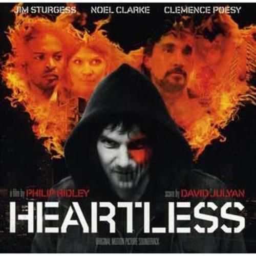 Heartless By David Julyan (Audio CD)